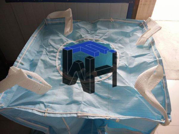 Type-D bulk bags filling spout