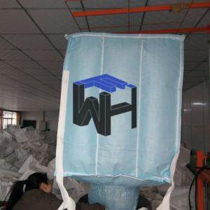 Type-D bulk bags effect