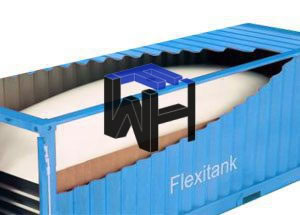 Container flexitank