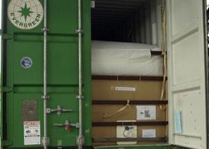 container flexitank