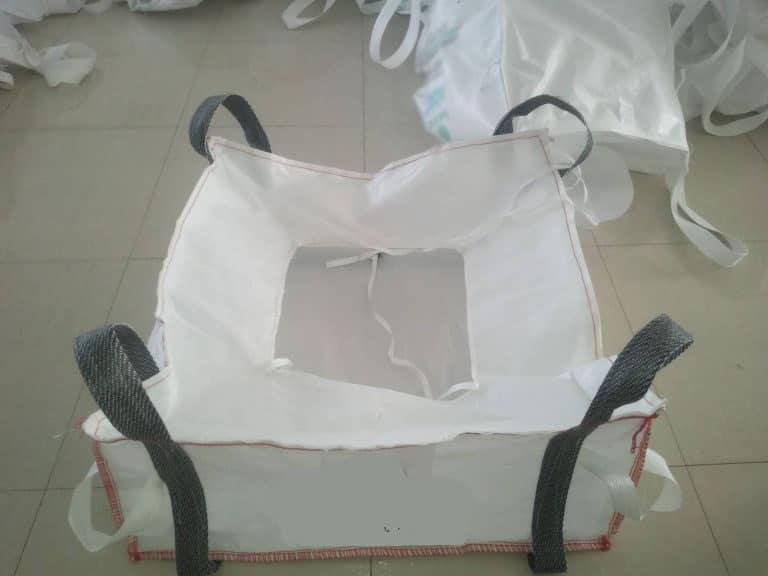 Construction materials fibc bag